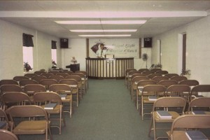 Gospel Light's first auditorium