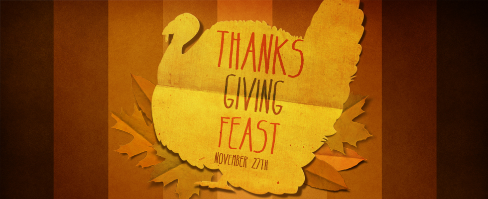 Annual Thanksgiving Day Feast