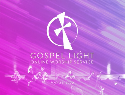 Online Worship Service – May 24, 2020