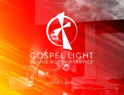 Online Worship Service – June 7, 2020