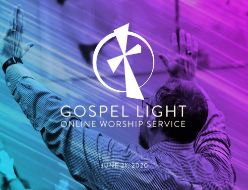 Online Worship Service – June 21, 2020